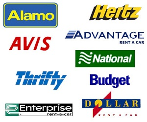 car rental companies Florida